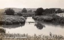 River Arun Amberley unused RP old pc White Photo