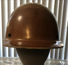 Msa Skullgard Cap Style Hard Hat Light Brown With Adjustable Fit Insert New No Box