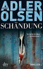 Schändung / Carl Mørck Sonderdezernat Q Bd. 2 von Jussi Adler-Olsen (2013, Tasch