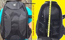FULL SIZE BACKPACK CASE BAG fit CAMERA Canon REBEL EOS T3i T3 T1i T2i MARK II IV