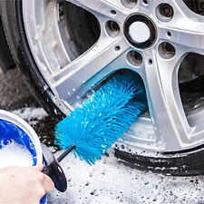 1PC Cleaner Wheel Brush Tire Rim Cleaning Portable Scrub Brush Car Washing