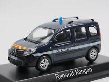 RENAULT KANGOO 2013 GENDARMERIE OUTRE MER NOREV 511325 1/43 GUADELOUPE MARTINIQU