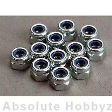 Traxxas 3mm Nylon Locking Nuts (12)