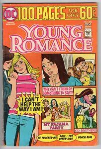 YOUNG ROMANCE #200 DC COMICS 100 PAGE ROMANCE 1974 VG+
