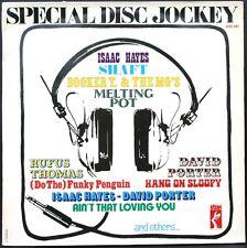 SPECIAL DISC JOCKEY RARE LP 33T ORIGINAL 1972 33T LP STAX 2325.081 near MINT