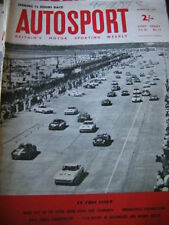 Autosport March 29th 1963 *Sebring 12 Hours & Lotus Super Seven*