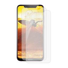 2 Transparente LCD Para Nokia 8.1 Protector de Pantalla Ahorrador Teléfono Móvil