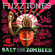 Fuzztones : Salt for Zombies CD (2016) ***NEW*** FREE Shipping, Save £s