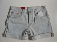 Levi's ~ 501 Button Fly CT Women's Cuffed Jeans Shorts $50 NWT