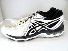 62d74d83fe Asics Gel Netburner Ballistic Size 10 Women's Volleyball Shoes B557Y Black  White