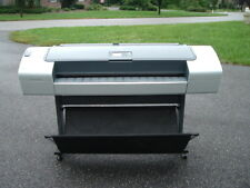 "44"" HP DesignJet T770(CN375A) Large-Format Inkjet Plotter Printer GOOD!"