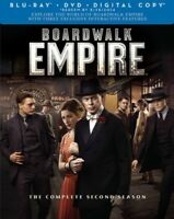 Boardwalk Empire - Boardwalk Empire: Complete Second Season [New Blu-ray] With D
