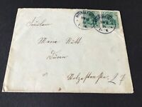 Germany 1914 stamps cover Ref R28730