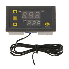 Digital -58~248℉ Temperature Sensor Controller Thermostat Regulator 24V