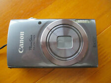 Canon PowerShot ELPH 160 / IXUS 160 20.0MP Digital Camera - Silver
