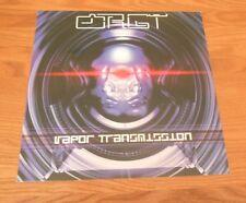 Orgy Vapor Transmission Promo 2000 2-Sided Flat Square Poster 12x12