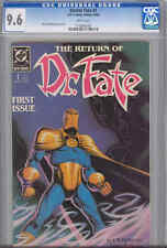 Doctor/ Dr. Fate #1 CGC 9.6 ( The Return of)  1988 DC New Format Comic