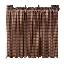 "Prescott Country Tier Set by VHC Brands - Lined - 36"" x 36"""