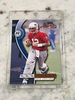 2000 Playoff Absolute Tom Brady #195 Rookie Card SSP/3000 Patriots Buccaneers