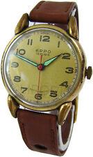 EPPO mechanische Handaufzug Herren Armband Uhr 16 Steine vintage watch
