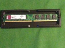 KINGSTON 2GB PC2-6400U DDR2 DESKTOP MEMORY RAM LOW PROFILE KVR800D2N6/2G