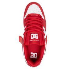 Dc Shoes Manteca M Shoe Xrwr Red/white/red 42 eu (9 US / 8 Uk)