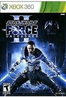 Star Wars The Force Unleashed II Xbox 360 Game Disc Only 7E 2 X-One Compatible