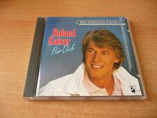 CD Roland Kaiser - Für Dich - Die Grossen Erfolge - 16 Songs