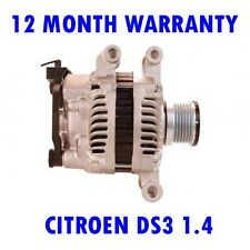 CITROEN DS3 1.4 2009 2010 2011 2012 2013 2014 2015 REMANUFACTURED ALTERNATOR