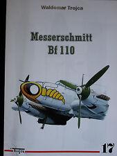 MESSERSCHMITT BF 110 BY WALDEMAR TROJCA