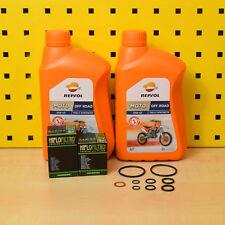 KTM 690 Duke / Enduro / SMC / Supermoto Öl Ölfilter Repsol Moto Offroad 10w40