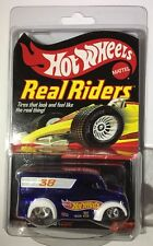 Hot Wheels RLC Real Riders Series 5 DAIRY DELIVERY * Redline Club * Fast Ship 7A