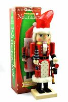"""Large 20"""" Wooden Nutcracker Individually Handcrafted"""