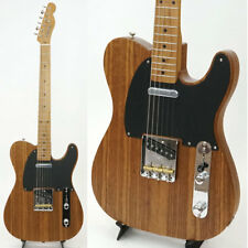 Fender FSR Limited Roasted Ash 52 Telecaster Maple Natural Electric Guitar