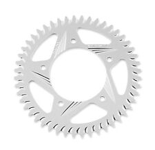 435-49 Vortex Aluminum Rear Sprocket, Silver - 49T
