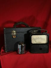 Vintage Alnor Velometer With Hard Case Number 3150 Antique Science Lab Equipment