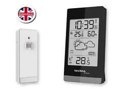 Technoline WS9132 Weather Station - Barometer Temperature Humidity Clock
