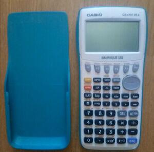 Casio Graph 35+E Calculatrice Graphique (GRAPH35+E-L1-EH)