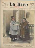 Journal Le RIRE Rouge, édition de guerre N° 121 du 10 mars 1917