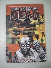 THE WALKING DEAD ALL OUT WAR PART ONE GRAPHIC NOVEL VOLUME 20 KIRKMAN