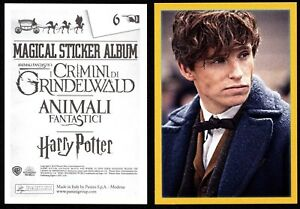Panini Fantastic Beasts: The Crimes of Grindelwald (1 to 70) Please Select