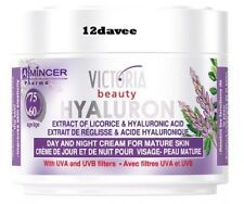 Anti-wrinkle HYALURON Day&Night CREAM - Licorice Extract & Hyaluronic Acid 60y+
