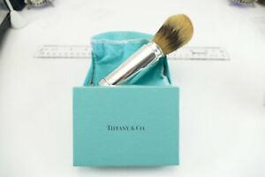 RARE Tiffany & Co Sterling Shaving Brush Folding   No Monos  !! GREAT GIFT!! EUC