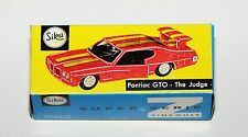 Reprobox Siku V 328 - Pontiac GTO The Judge