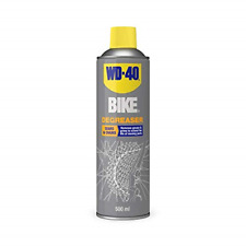 WD-40 44704 Bike, Bicycle Chains & Gears Degreaser, 500ml