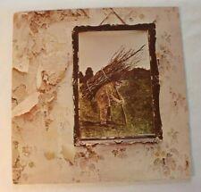 Led Zeppelin IV 1971 1st press Atlantic SD 7208 Porky, Peco Duck pressed in wax