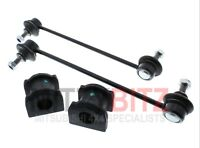 FRONT ANTI ROLL BAR BUSHES & LINK KIT for OUTLANDER 2.0 DID 2.2 DID PHEV 06-2018