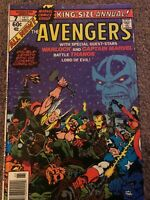 Avengers Annual #7, FN+ 6.5, Thanos, Warlock, Infinity War/Endgame