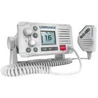 Lowrance 000-13544-001 Link-6 Vhf Marine Radio Dsc White