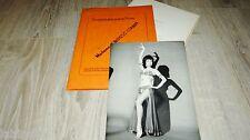 MADAME CROQUE-MARIS ! s mclaine dossier presse cinema + photo argentique 1964